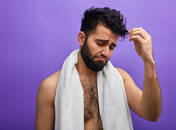 6 Easy Ways For Men To Treat Dry Hair