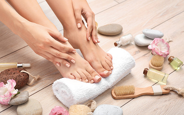 Easy & Effective Foot Care For You