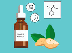 Mandelic Acid - The Gentle Solution To Skin Problems