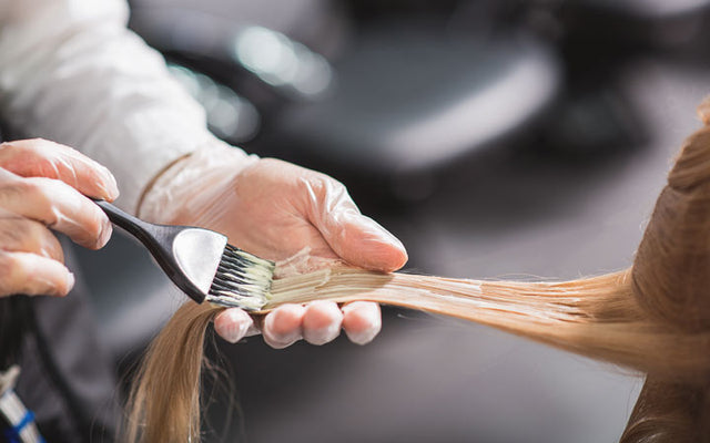 Ammonia In Hair Dyes - How Unsafe Are They?