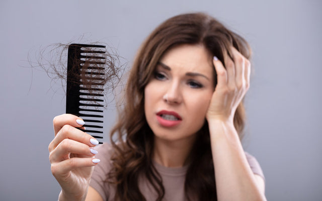 Hair Loss: 10 Causes, Treatments and Prevention Tips – SkinKraft