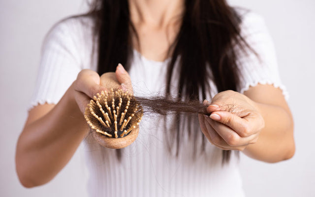 Hair Loss Due To Iron Deficiency: Symptoms, Treatments & Potential Risks