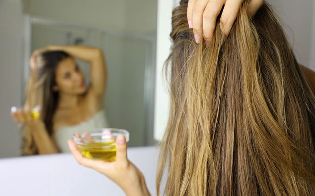 How To Nourish Your Hair The Right Way - With Simple & Quick Tips