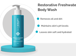 SkinKraft Restorative Fresh Water Body Wash
