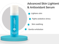 SkinKraft Advanced Skin Lightening & Antioxidant Serum