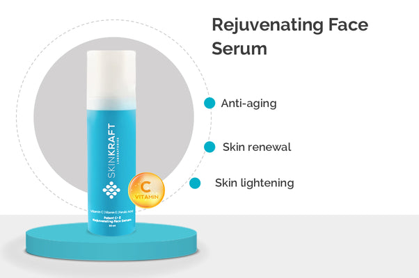 SkinKraft Rejuvenating Face Serum