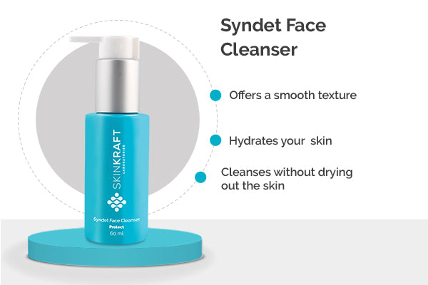 SkinKraft Syndet Face Cleanser