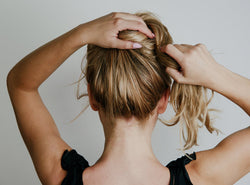 How To Tie Your Hair At Night To Prevent Hair Loss