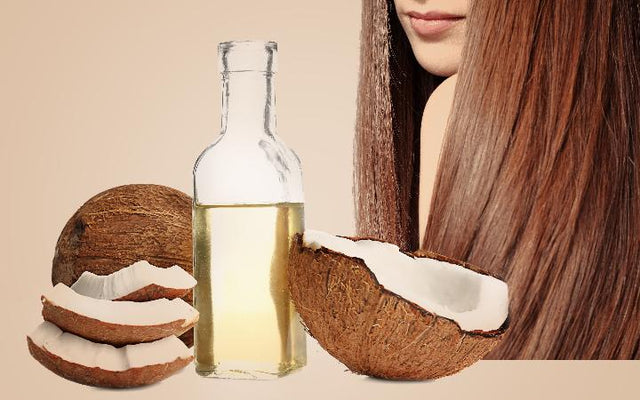 Coconut Oil For Hair: Amazing Benefits + How To Use