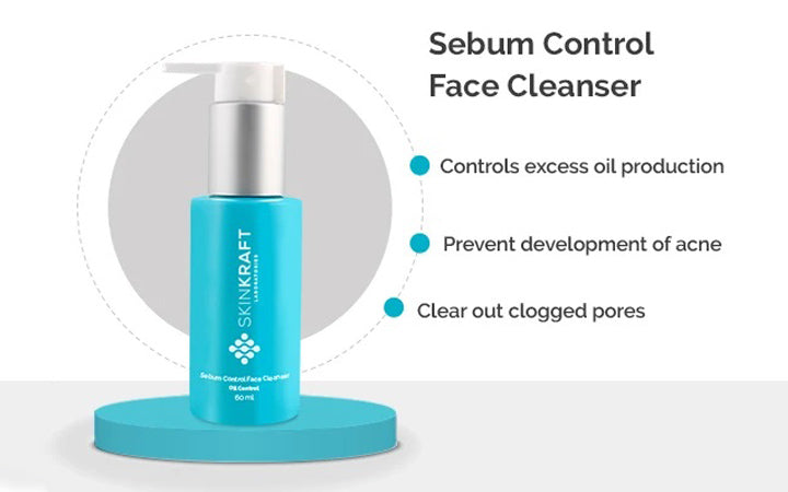 Sebum Control Face Cleanser