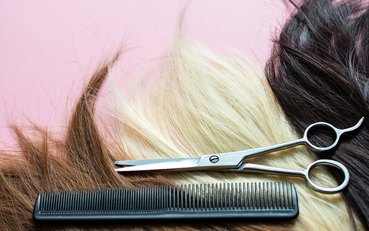 care for different types of hair and hair color