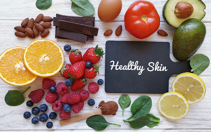 foods for healthy glowing skin