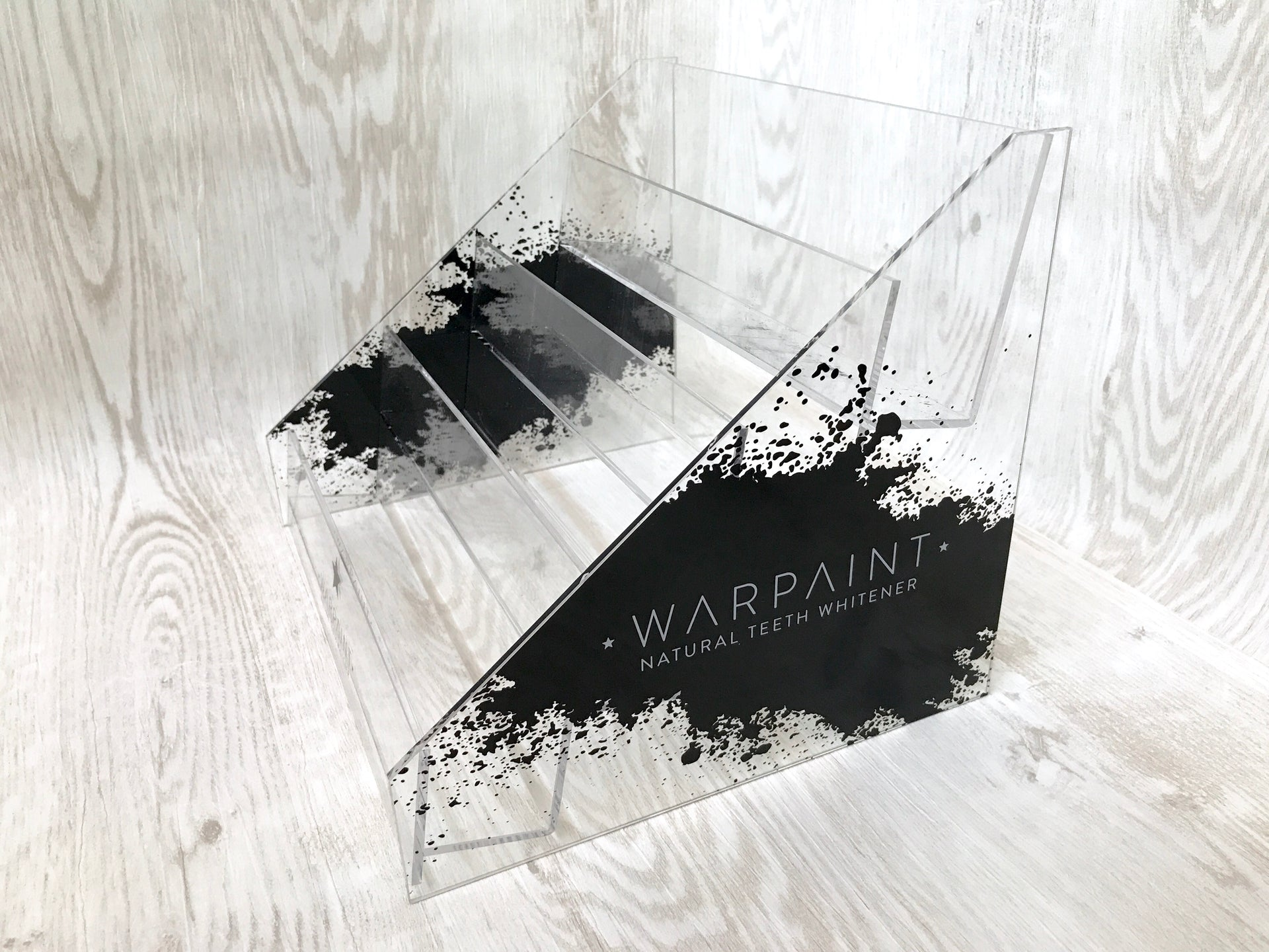 Wholesale Packs -  WARPAINT® Natural Teeth Whitener