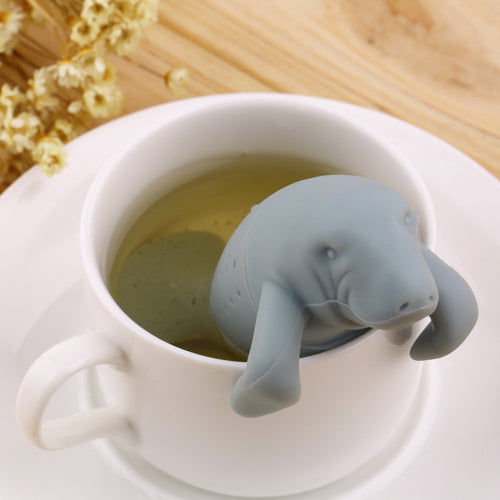 Manatee Shape Tea Infuser