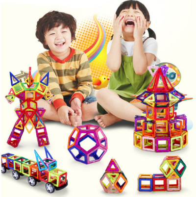Mini Magnetic Building Blocks