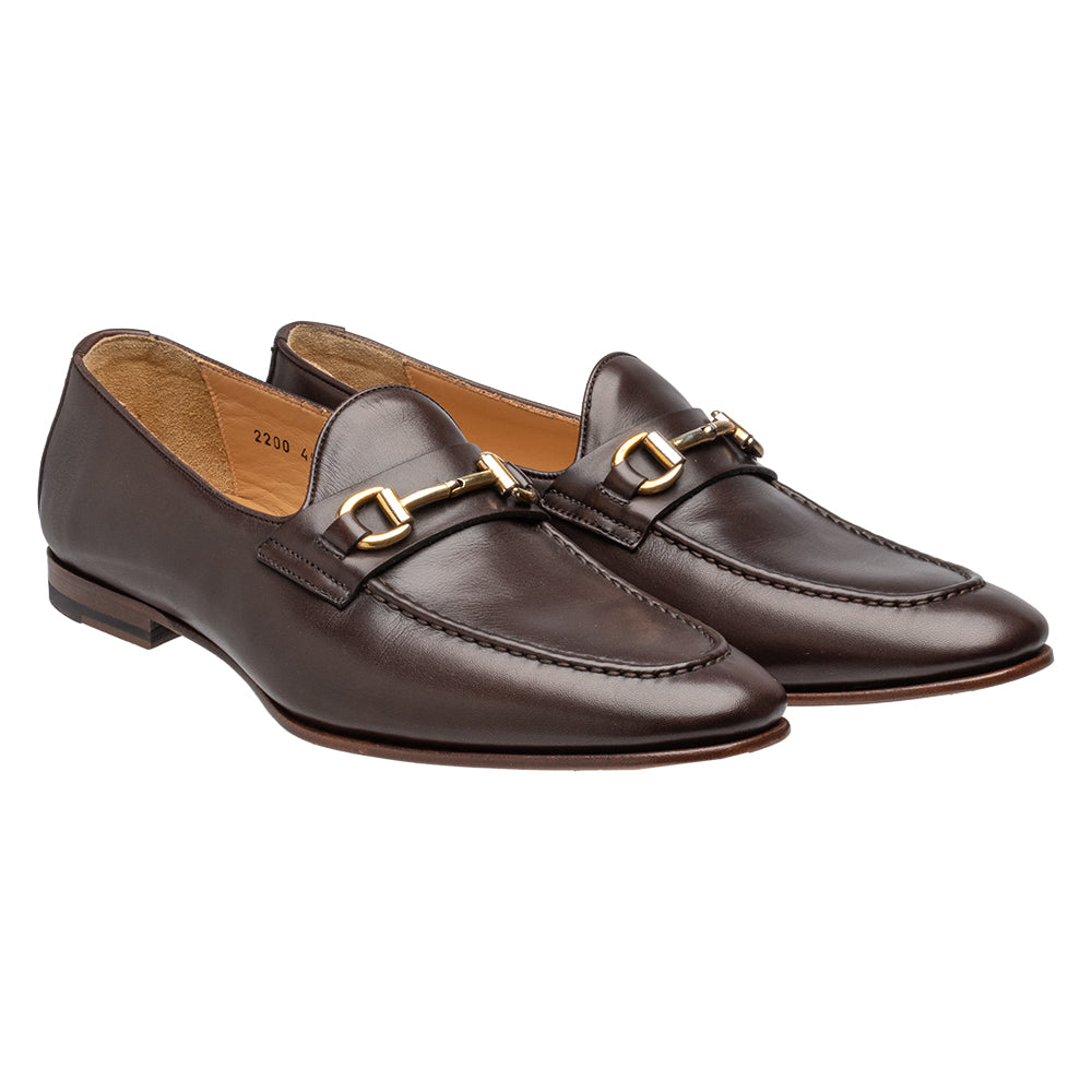 2200- Alessandro Made in Italy- Dark Brown