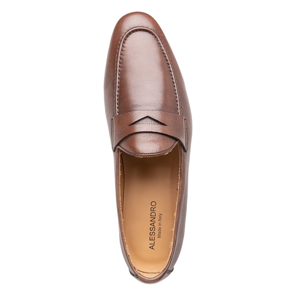 2355- Alessandro Made in Italy- Tobacco