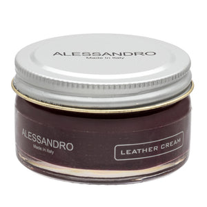 Leather Cream- Burgandy