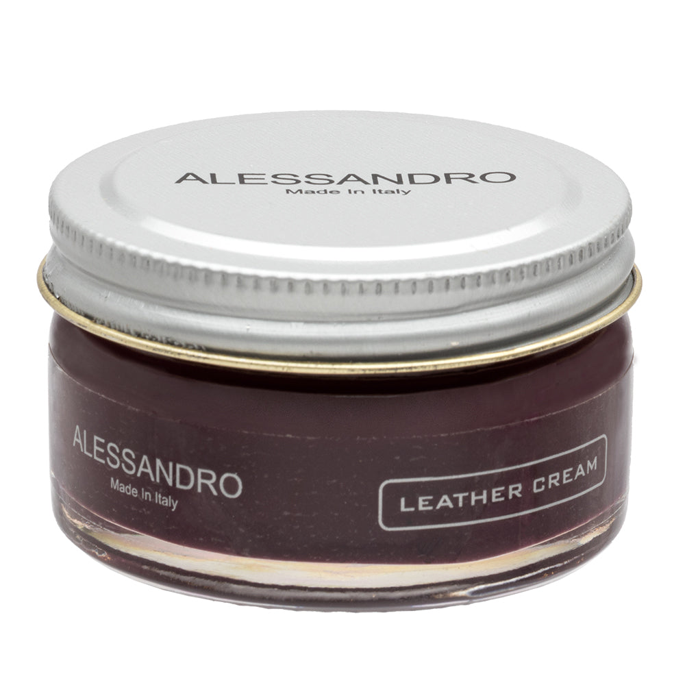 Leather Cream- Alessandro Made in Italy