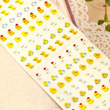 Mini Cartoon Design Stickers