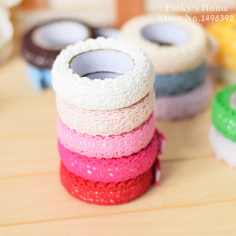 Lace Cloth Decorative Tape