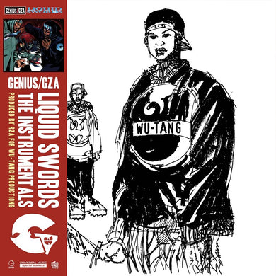 Liquid Swords Instrumentals (2LP)
