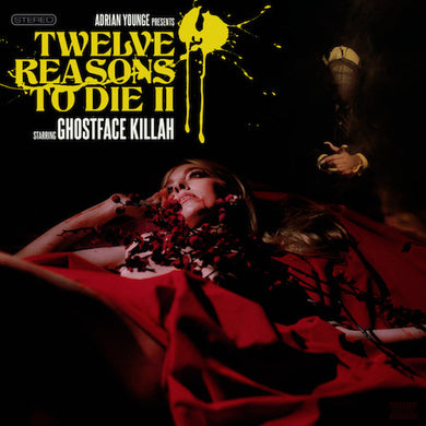Twelve Reasons To Die II (LP)