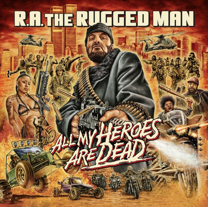 All My Heroes Are Dead (3LP)