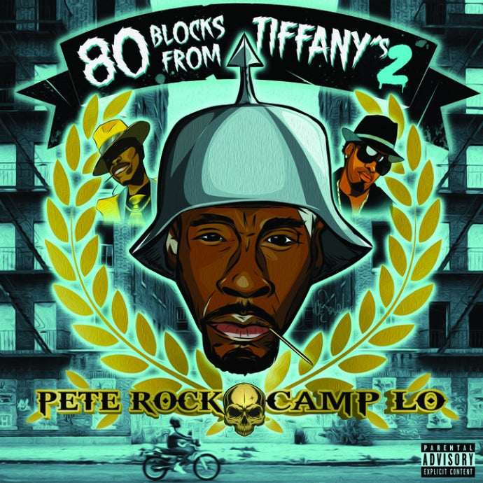 80 Blocks From Tiffany's II (2LP)