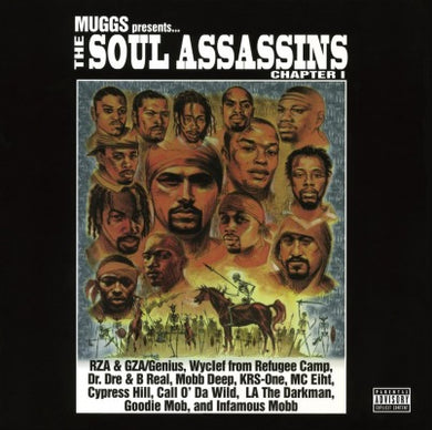 Muggs Presents The Soul Assassins (Chapter 1) (2LP)