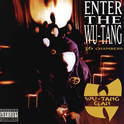 Enter The Wu-Tang Clan (36 Chambers) (LP)