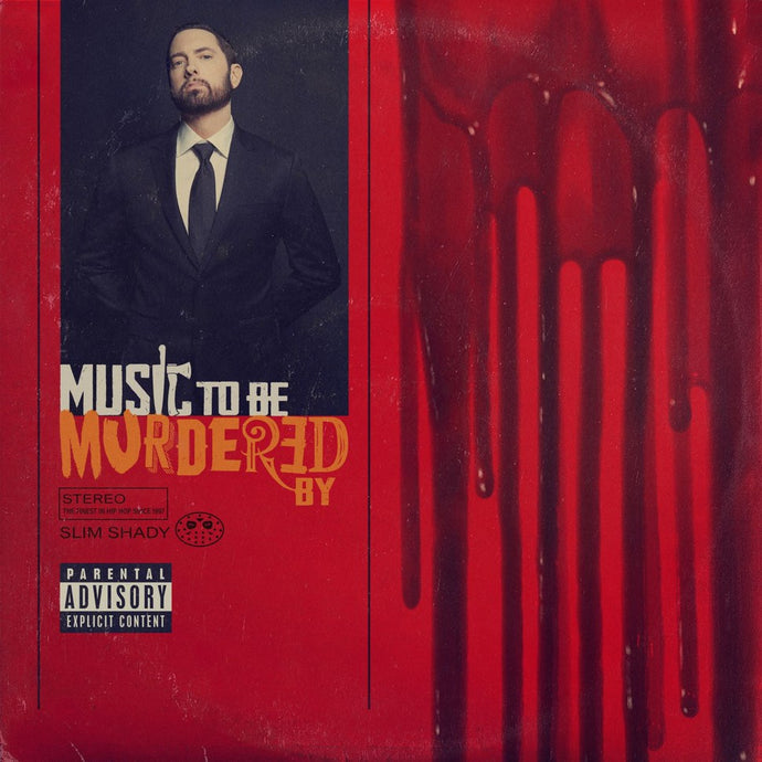 Music To Be Murdered By (2LP)