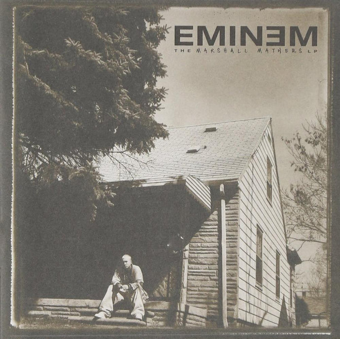 The Marshall Mathers LP (2LP)