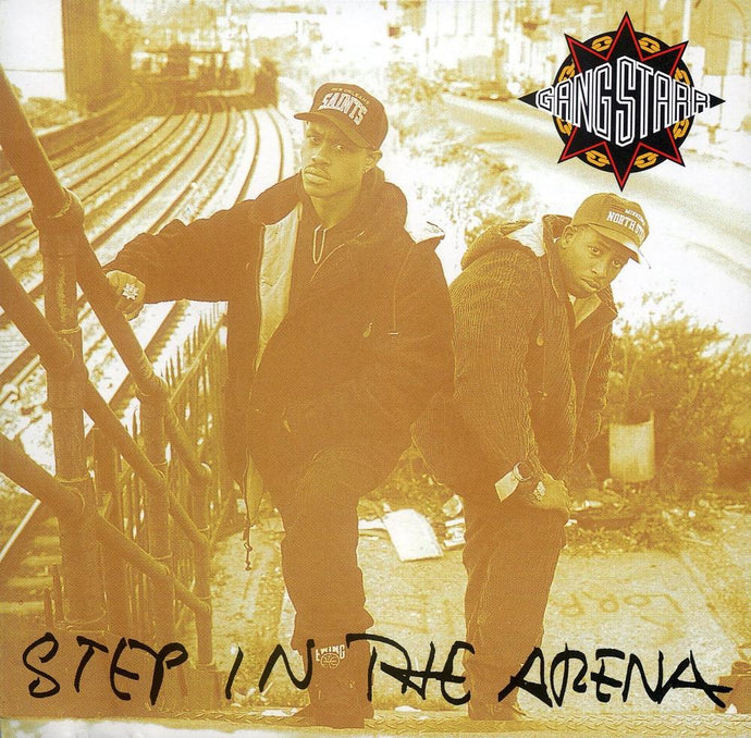 Step In The Arena (2LP)