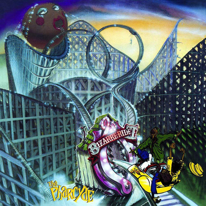 Bizarre Ride II The Pharcyde (2LP)