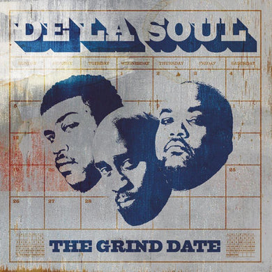 The Grind Date (2LP)