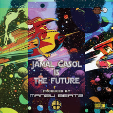 Jamal Gasol Is The Future (LP)