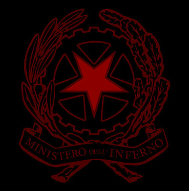 Ministero Dell'Inferno (2LP)