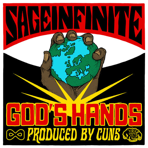 SageInfinite - God's Hands (prod. Cuns)