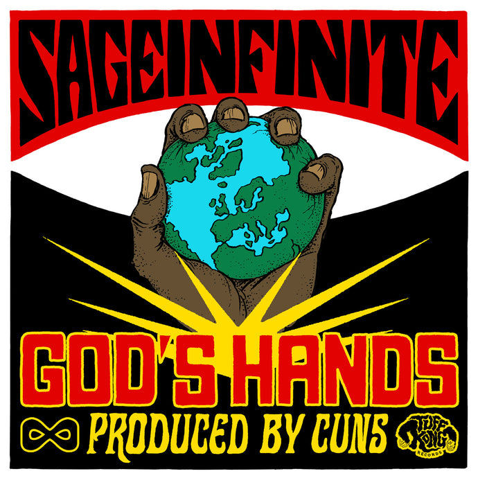 God's Hands (prod. Cuns)