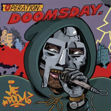 Operation: Doomsday (LP)