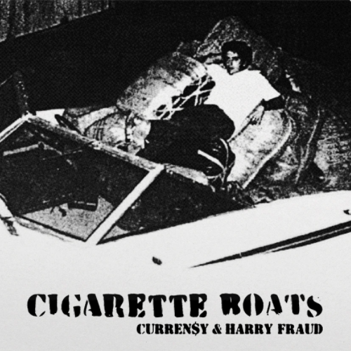 Cigarette Boats (LP)