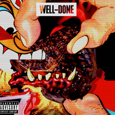Well-Done (2LP)