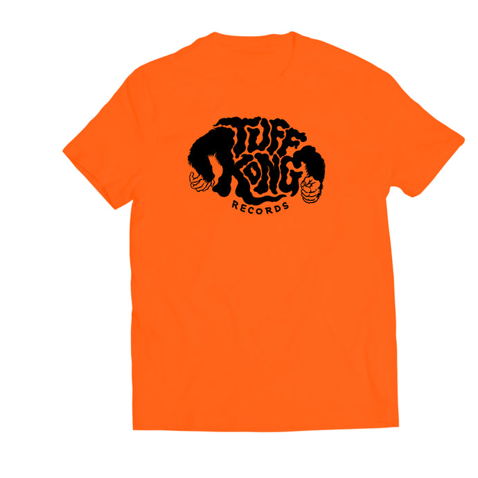Black / Orange Logo (T-SHIRT)