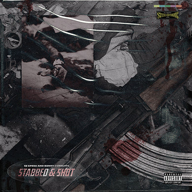 Stabbed & Shot (LP)