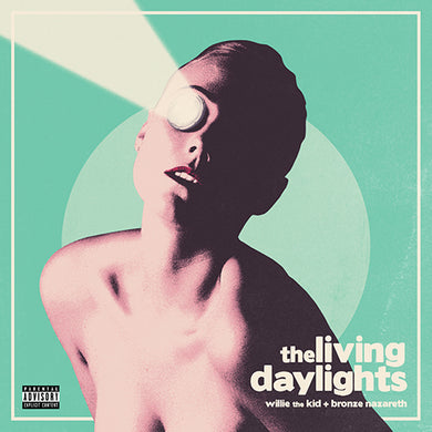 The Living Daylights (LP)