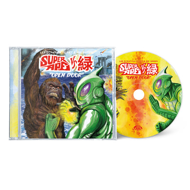 Super Ape vs. 緑: Open Door (CD)