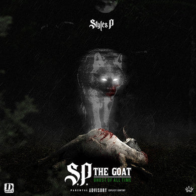 S.P. The GOAT: Ghost of All Times (LP)
