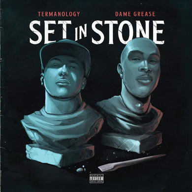Set In Stone (LP)