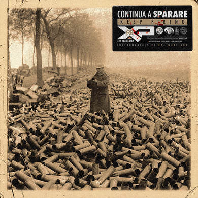 Continua A Sparare - Keep Firing (LP)